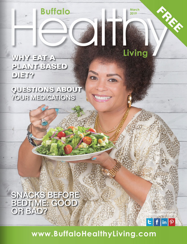 Buffalo Healthy Living - March 2019
