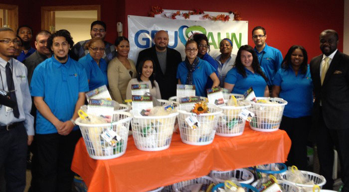 GBUAHN Donates Turkeys!
