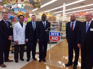 Rite Aid Launches
